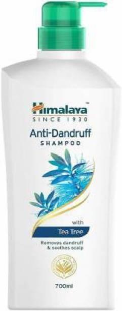 HIMALAYA ANTI-DANDRUFF SHAMPOO tea free 700ML