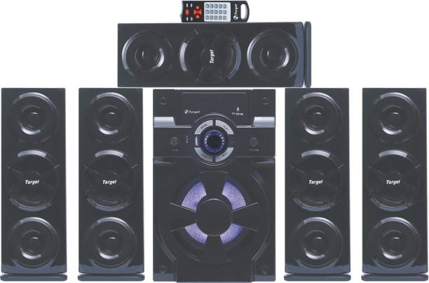 Target D5156 165 W Bluetooth Home Theatre