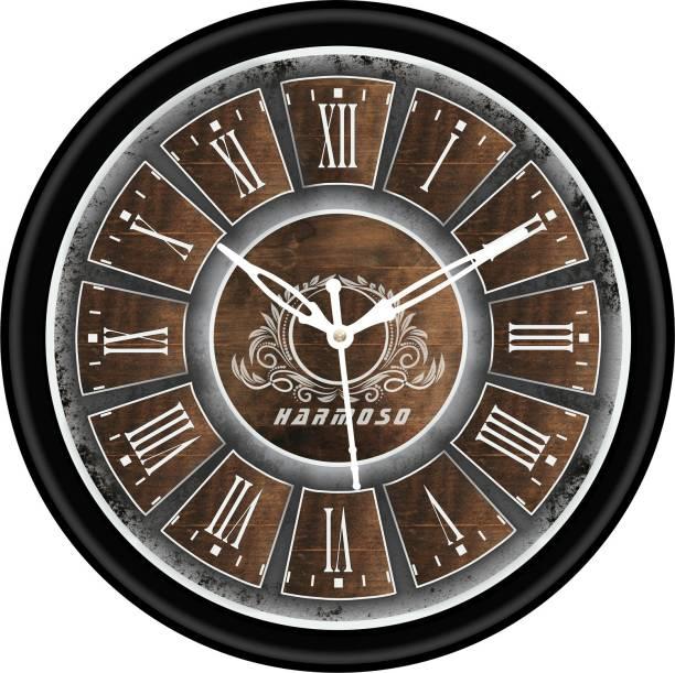 Harmoso Analog 28 cm X 28 cm Wall Clock