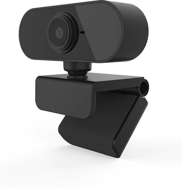 Emafia Webcam 1080p Full HD, Live Streaming Camera with Noise Reduction Microphone, Desktop or Laptop USB Webcam for Widescreen Video Calling and Recording  Webcam