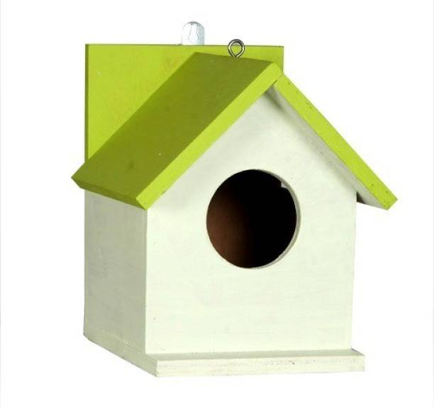 ganga enterprise Bird House Bird Nest For Sparrow And Other Garden Birds Bird House