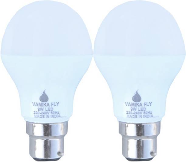 VAMIKA FLY 9 W Round B22 LED Bulb