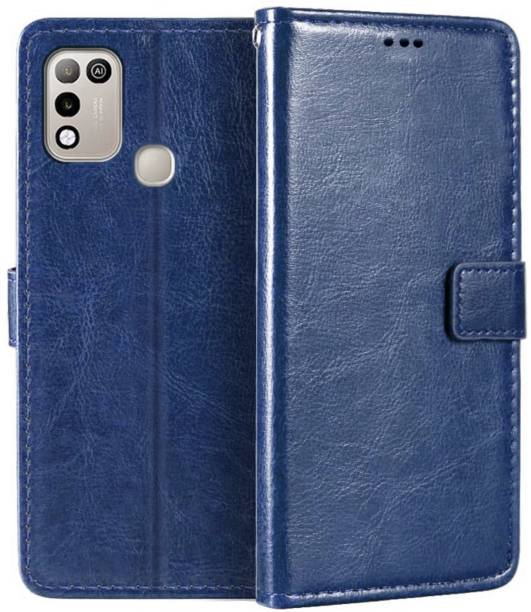 CASETON Back Cover for Infinix Hot 10 Play