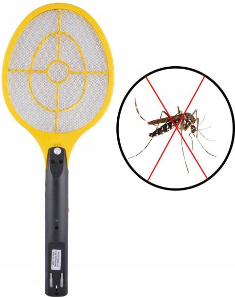 subton Electric Mosquito Killer Bat/Racket for Insect/Flies/Mosquito/Girgit Rechargeable with LED light Indicator | Instant Killer | Shockproof Electric Insect Killer