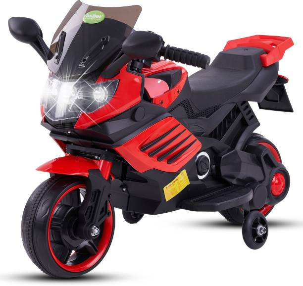 baybee Rechargeable Battery Operated Ride-on Bike and Baby Ride on/Kids Ride on Toys -Kids Bike - Baby Bike for Kids to Drive Toys Car Suitable for Boys & Girls Bike Battery Operated Ride On
