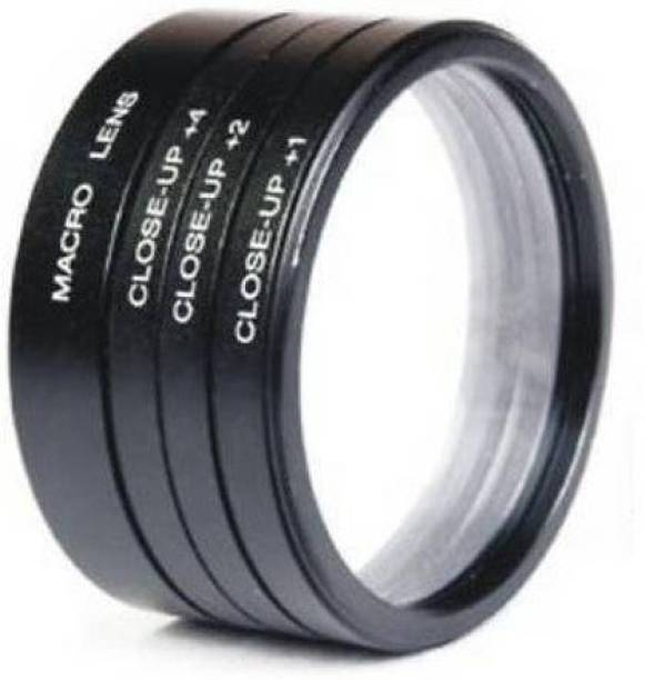 Hanumex 58mm Lens Filter Kit for Nikon, Canon and Sony Digital Camera Close-up Filter