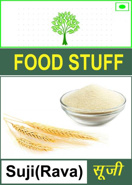 FOOD STUFF Best Quality Suji (Rava)