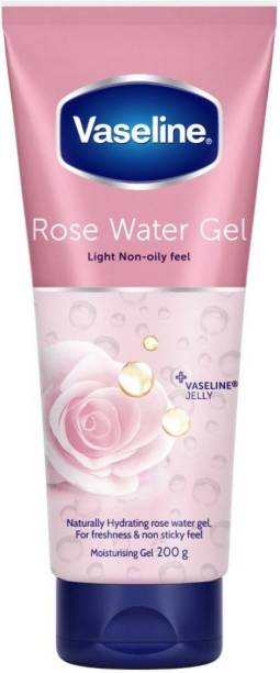 Vaseline Rose Water Moisturizing Gel