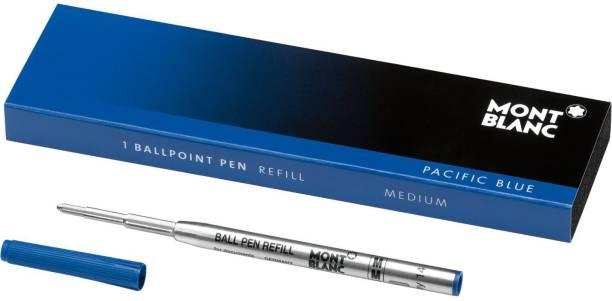 Montblanc Blue Medium 105151 Ball Pen Refill