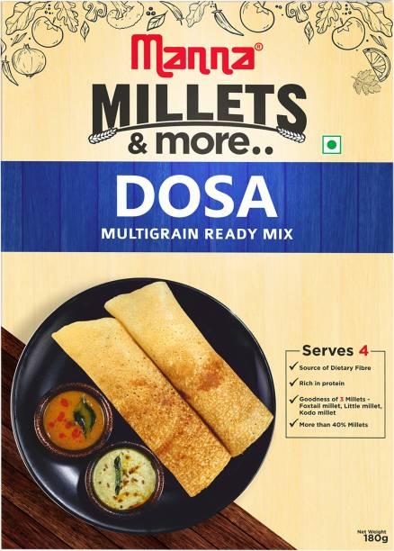 Manna Dosa Multigrain Mix 180 g