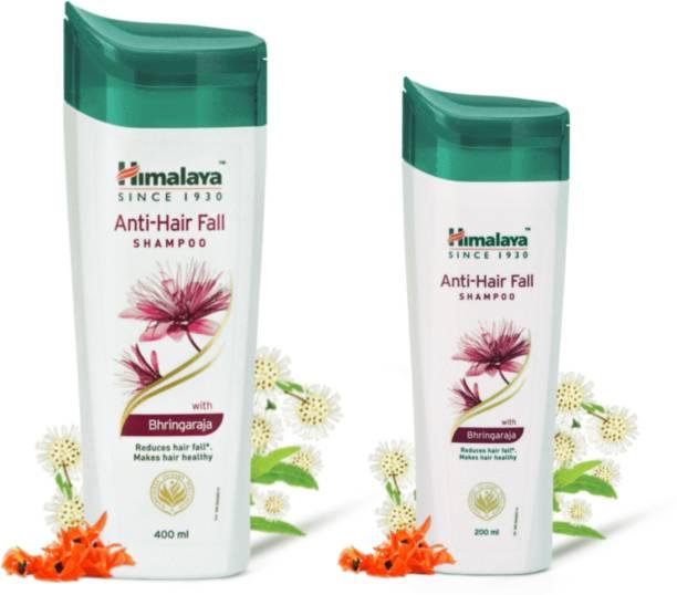 HIMALAYA ANTI HAIR FALL SHAMPOO ( 400ML ) + ANTI HAIR FALL SHAMPOO ( 200ML )