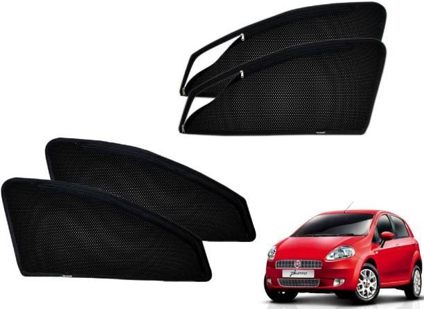 Auto Hub Side Window Sun Shade For Fiat Punto