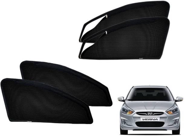 Auto Hub Side Window Sun Shade For Hyundai Verna
