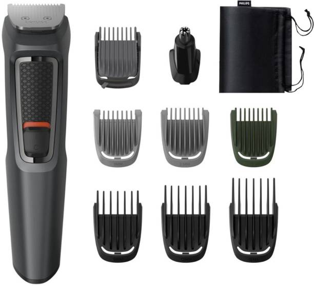 PHILIPS MG3747/15  Runtime: 70 min Trimmer for Men