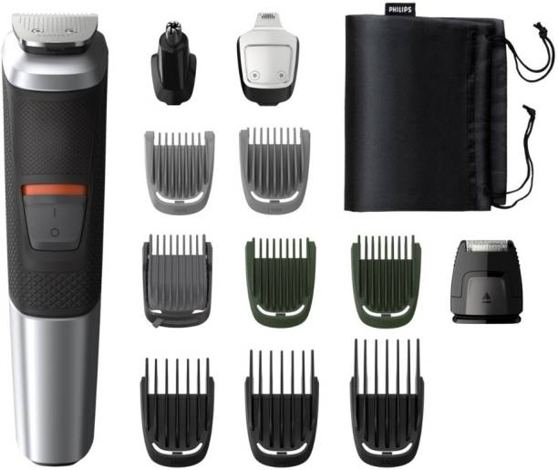 PHILIPS MG5740/15  Runtime: 80 min Trimmer for Men