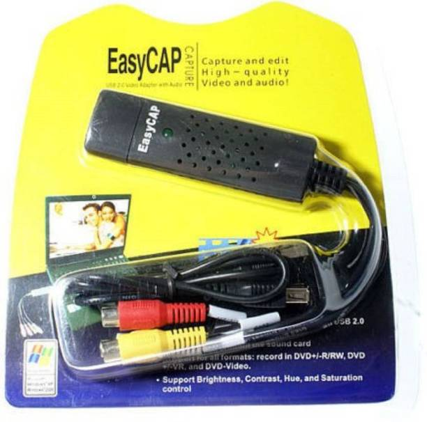 TECHON  TV-out Cable EasyCap Video And Audio Capturing Device directly from TV