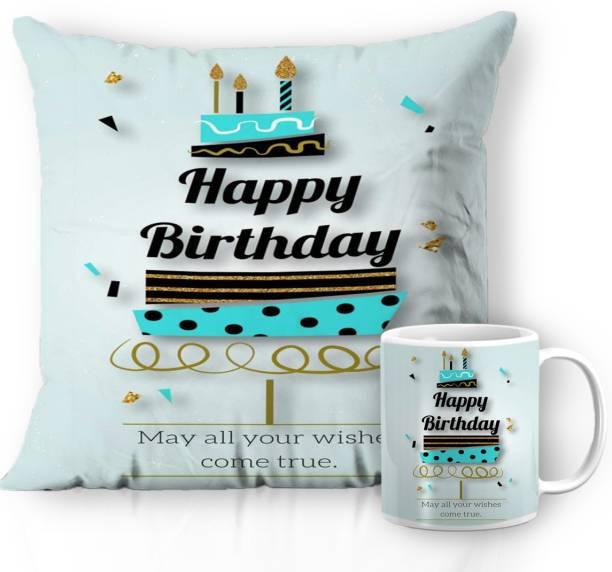 Decor Production Cushion, Mug Gift Set