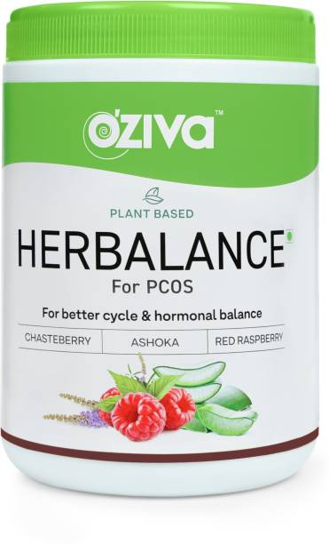 OZIVa Plant Based HerBalance for PCOS