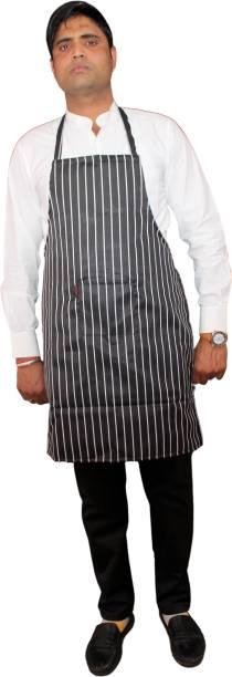 RASHO Cotton, Polyester Chef's Apron - Free Size