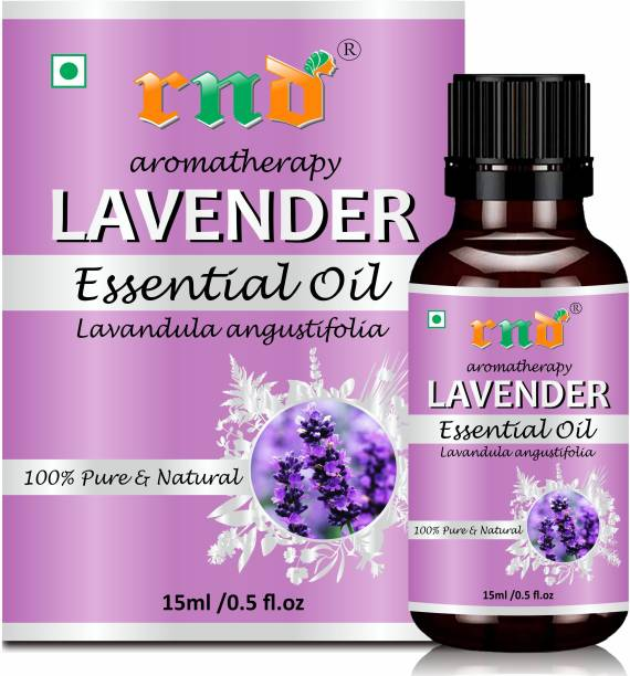 RND Lavender Essential Oil, Choice for Aromatherapy, Massage