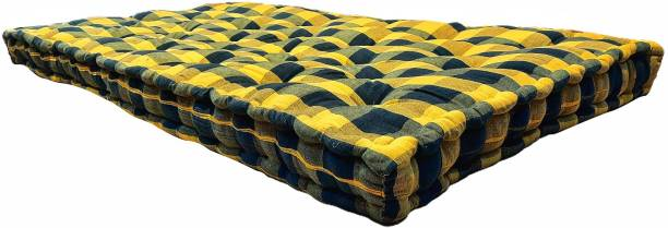 Anand Textile ANANDTEXTILE3X6 4INCH 4 inch Single Cotton Mattress