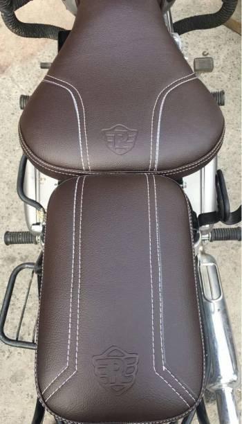 PRPaccessories zx/bullet102 Split Bike Seat Cover For Royal Enfield Bullet