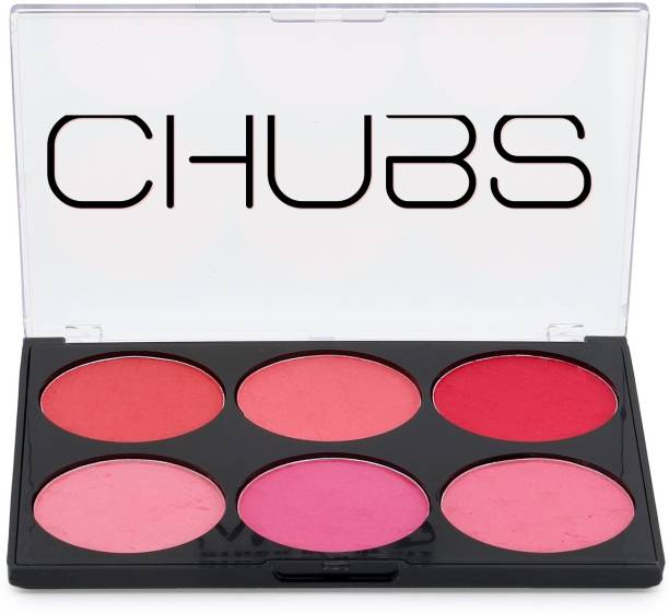 Chubs Ultra Blush Palette