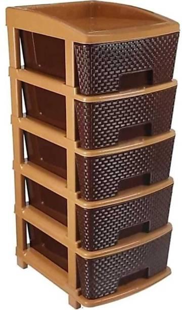 Mahadev Enterprise Plastic Free Standing Cabinet