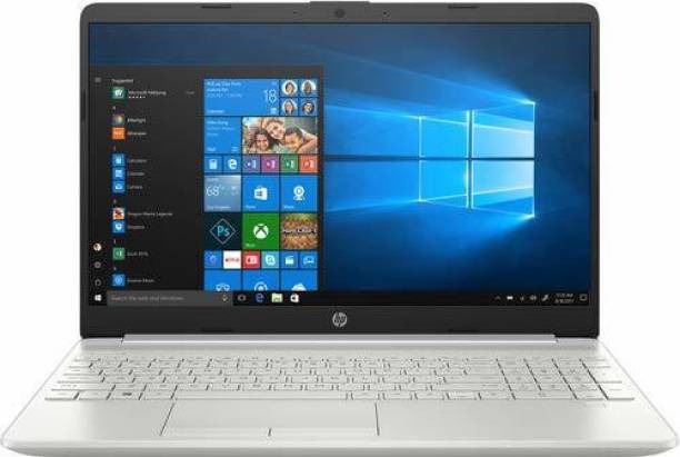 HP Core i5 8th Gen - (8 GB/1 TB HDD/256 GB SSD/Windows 10 Home) 15s-dr0002TU Laptop