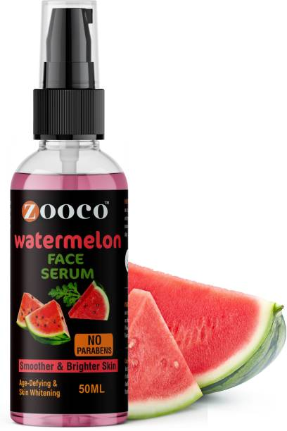 ZOOCO Watermelon With Vitamin C Fairness Serum for a Brighter and Healthier Skin