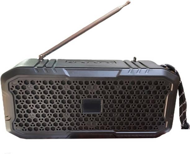 CRETO RM-BT551FM USB Radio Fm Bluetooth Music Speaker AUX-SD Card Player FM Radio