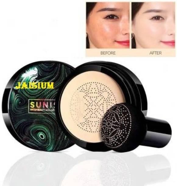 JAISIUM Sunisa Cream Air Cushion Foundation (cream, 25 ml) Foundation
