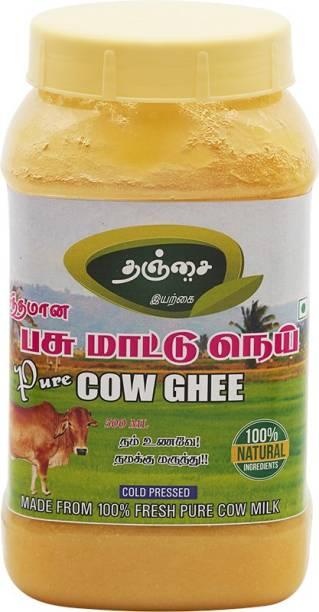 THANJAI NATURAL 100% PURE NATURAL COW GHEE 1000ML Ghee 1000 ml Plastic Bottle