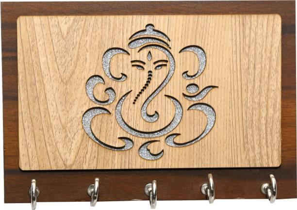A3 BOX Wood Key Holder