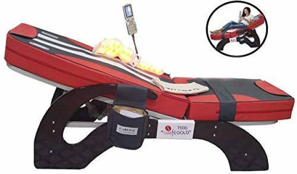 Carefit 7000 Red Full Body Spine Thermal Massage Bed