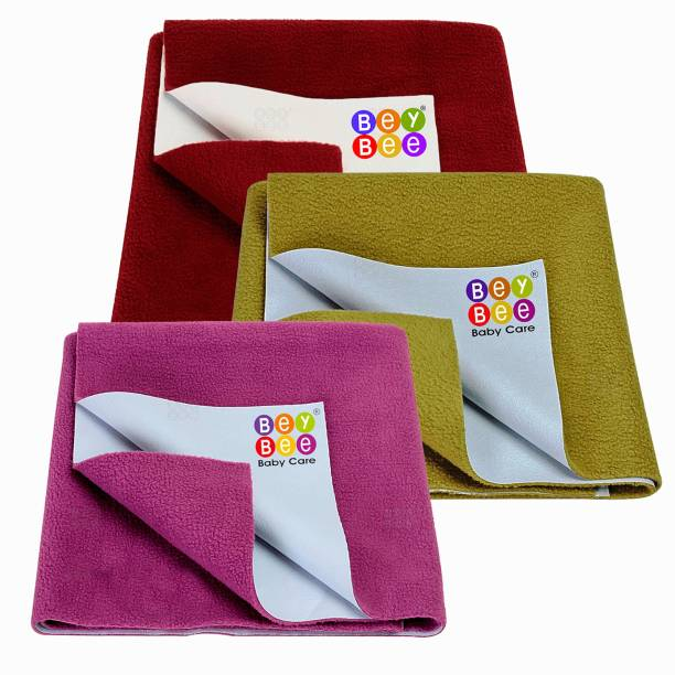 BeyBee Dry Sheet Cotton Baby Bed Protecting Mat