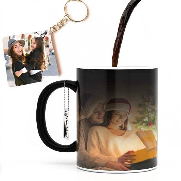 Friendskart Mug, Keychain Gift Set