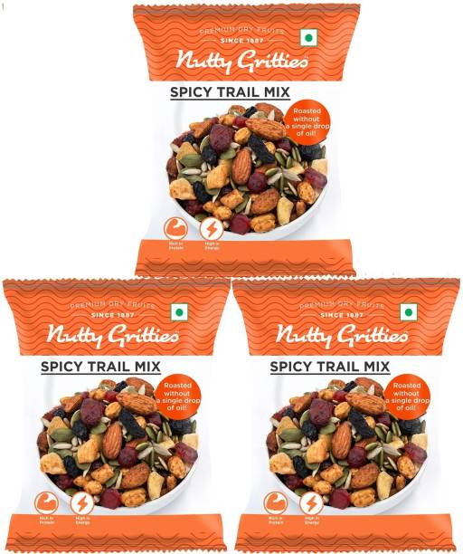 Nutty Gritties Spicy Trail Mix