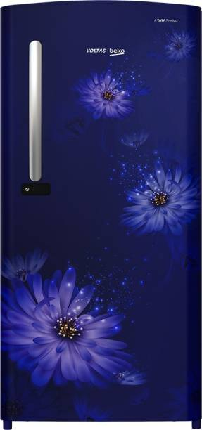 Voltas 195 L Direct Cool Single Door 3 Star Refrigerator
