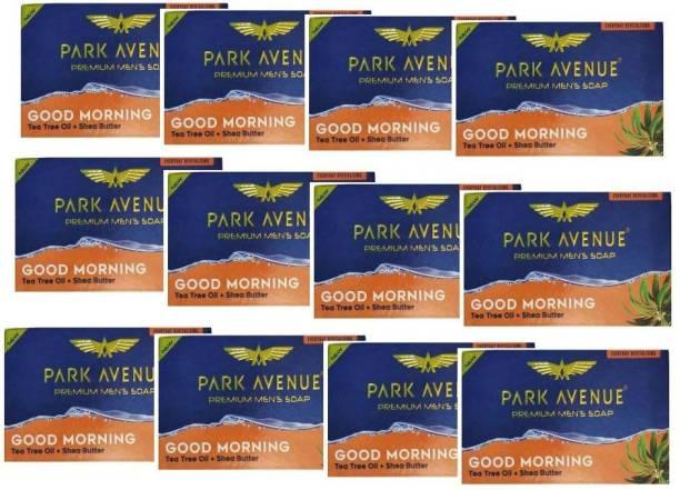 PARK AVENUE GOOD MORNING Fragrant Soap 125g x 12