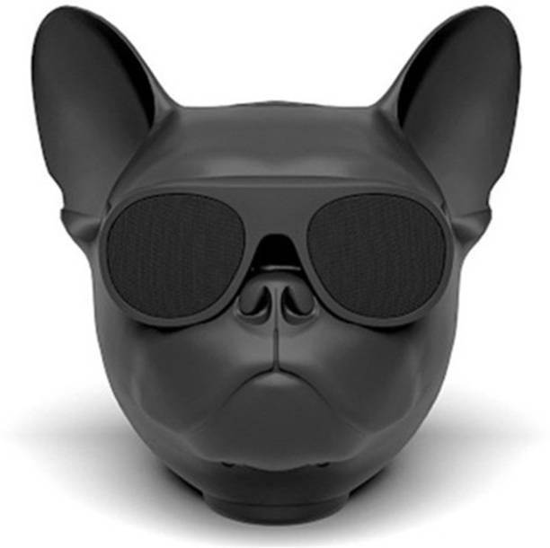 Creative Dizayn DOG BLUETOOTH SPEAKER-BLACK 10 W Bluetooth Speaker