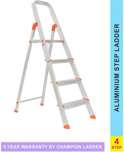 champion ladders 4 Step Aluminium Ladder