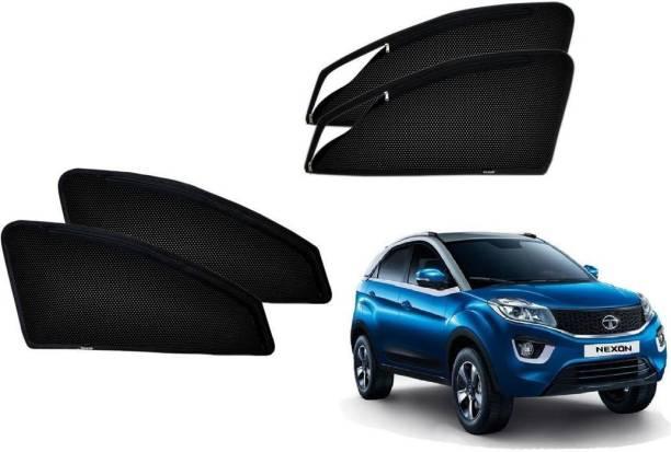 Auto Hub Side Window Sun Shade For Tata Nexon