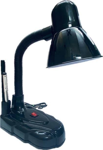 AVIGNA Silky Black 325 Adjustable Neck Table Lamp Table Lamp