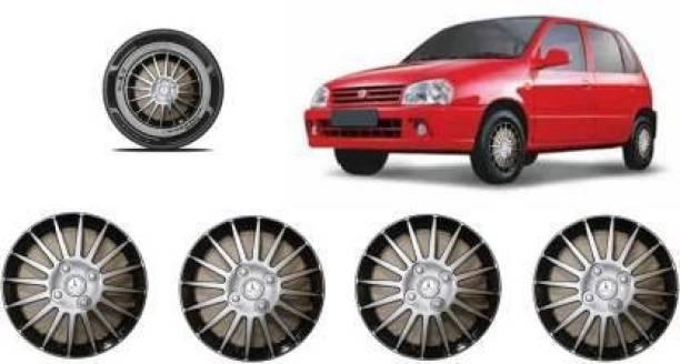 THEGARAGE Wheel Cover For Zen (30.48 cm) Wheel Cover For Maruti Zen