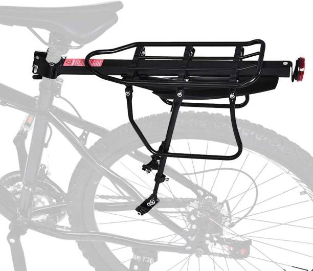 Xezon Bicycle High Capacity New Premium Design Universal Luggage Carrier Seat Aluminium, Stainless Steel  Bicycle Carrier