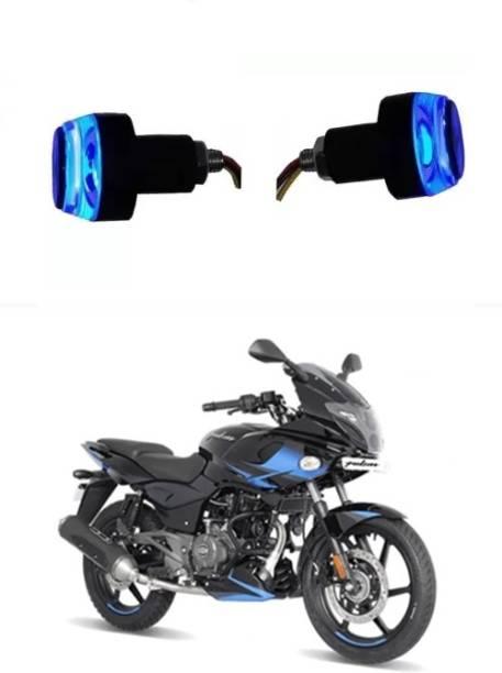 THE ONE CUSTOM HANDLE LIGHT BLUE WHITE 162 Bike Handlebar Weights