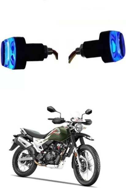 THE ONE CUSTOM HANDLE LIGHT BLUE WHITE 169 Bike Handlebar Weights
