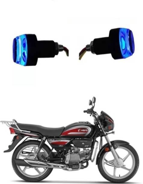 THE ONE CUSTOM HANDLE LIGHT BLUE WHITE 194 Bike Handlebar Weights