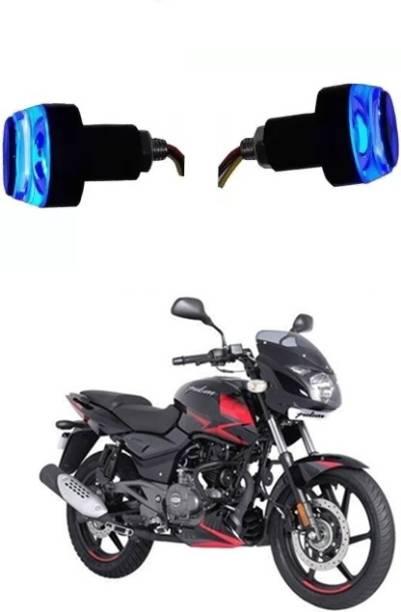 THE ONE CUSTOM HANDLE LIGHT BLUE WHITE 156 Bike Handlebar Weights